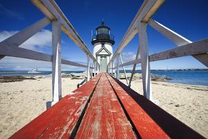Brant Point Lighthouse by Jon Hicks