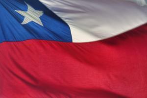 Chilean Flag by Jon Hicks
