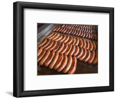 Half-Smokes, the Washington DC Style Sausage.