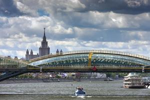 Moscow in Russia by Jon Hicks