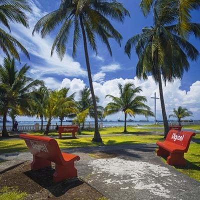 Parque De La Juventud on the Waterfront in Colon. by Jon Hicks
