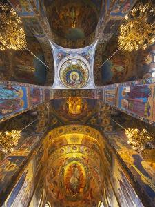 The Church of the Spilled Blood. by Jon Hicks