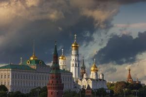 The Kremlin. by Jon Hicks