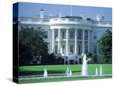 Exterior of White House, Washington, DC
