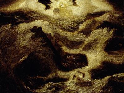 Jonah-Albert Pinkham Ryder-Giclee Print