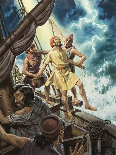 Jonah--Giclee Print