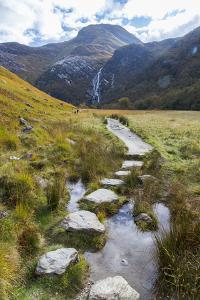 Glen Nevis in Scotland by Jonathan Irish