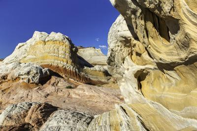 Sandstone Formations in Grand Staircase Escalante National Monument by Jonathan Irish