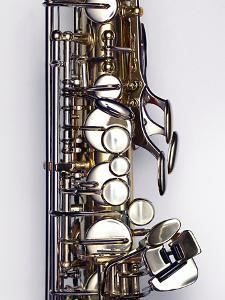 Saxophone Keys by Jonathan Kitchen