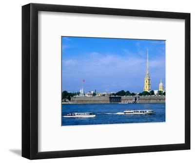 Neva from Troisky Bridge, St. Petersburg, Russia