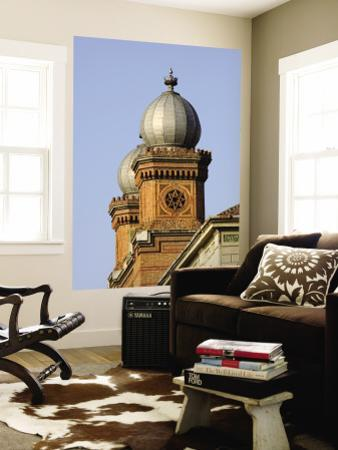 Twin Towers of the Great Synagogue