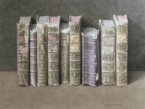 A Fine Library, 2004 by Jonathan Wolstenholme