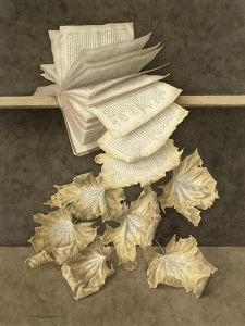 Autumn Leaves, 2005 by Jonathan Wolstenholme
