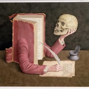 Shakespearean Scholar, 2003 by Jonathan Wolstenholme