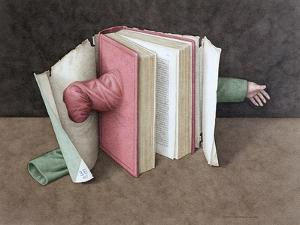 You Cannot Judge a Book... 2004 by Jonathan Wolstenholme