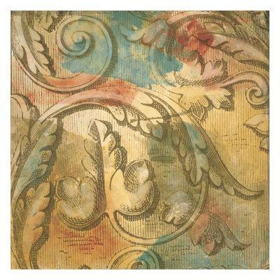 Acanthus Scroll I