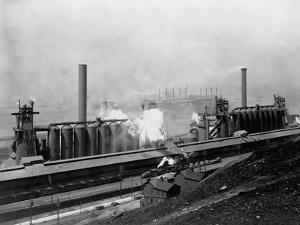 Jones and Laughlin Steel Plant, Pittsburgh, Pennsylvania