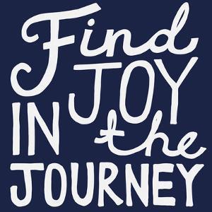 Joyful Journey - Navy by Joni Whyte