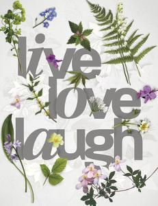Live Love Laugh by Joni Whyte