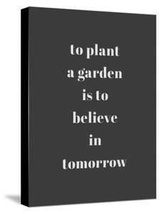 Plant Garden by Joni Whyte