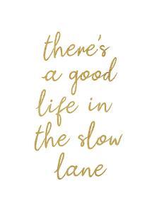 Slow Lane by Joni Whyte