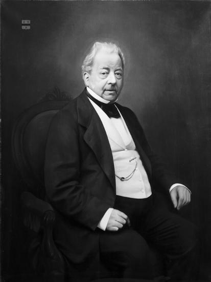 Jonkheer Archibald Jan Van De Poll-Jan Hendrik Maschaupt-Art Print