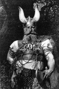 A Viking by Jonnard