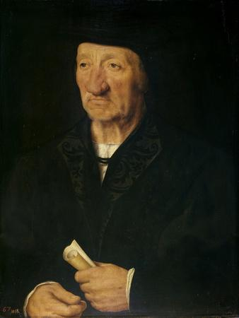 Portrait of an Old Man, 1525-7