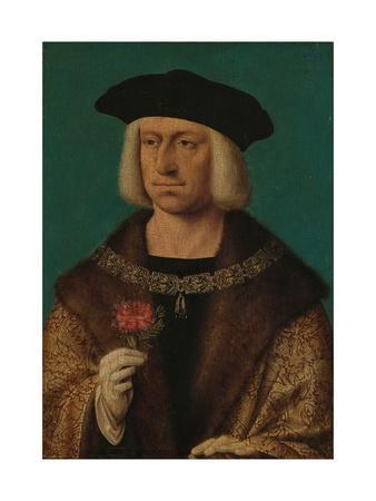 Portrait of Maximilian I, c.1530