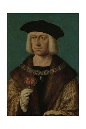 Portrait of Maximilian I