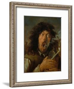 The Smoker by Joos Van Craesbeeck