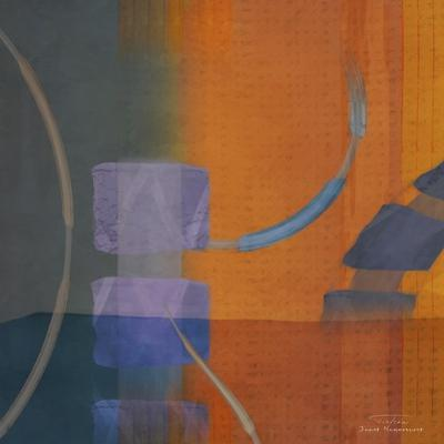 Abstract 02 I by Joost Hogervorst