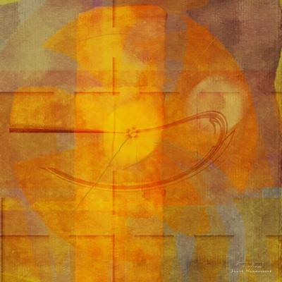 Abstract 05 III by Joost Hogervorst