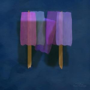 Abstract Soft Blocks 01 II by Joost Hogervorst