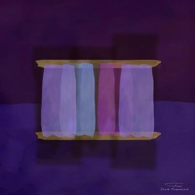 Abstract Soft Blocks 02 I by Joost Hogervorst