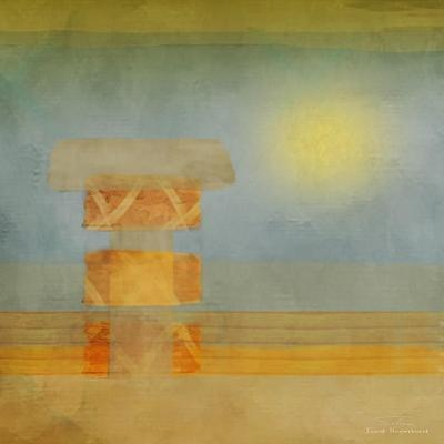 Abstract Soft Blocks 03 I by Joost Hogervorst