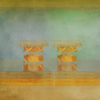 Abstract Soft Blocks 03 II by Joost Hogervorst