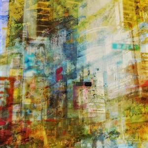 City Collage - New York 03 by Joost Hogervorst