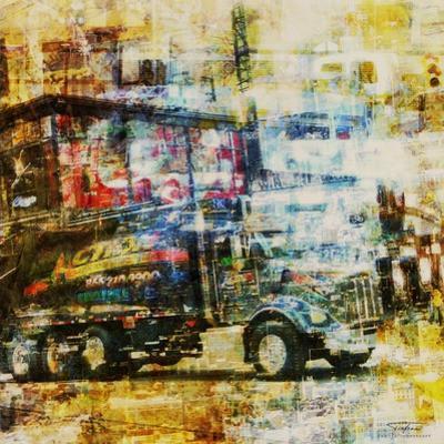 City Collage - New York 10 by Joost Hogervorst