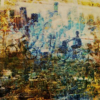 City Collage - New York 11 by Joost Hogervorst