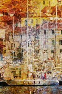 Gold Mediterrane 06 by Joost Hogervorst