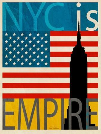 NYC Is Empire State by Joost Hogervorst