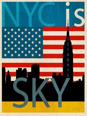 NYC Is Skyscrapers by Joost Hogervorst