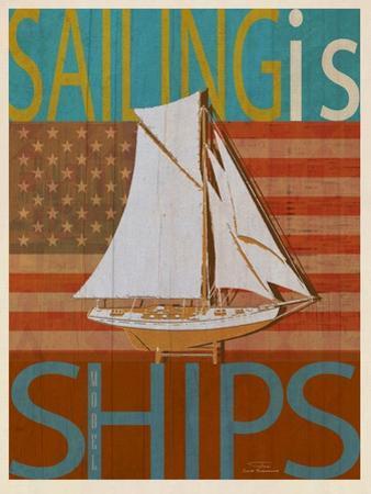 Sailing Is Model Ships America by Joost Hogervorst