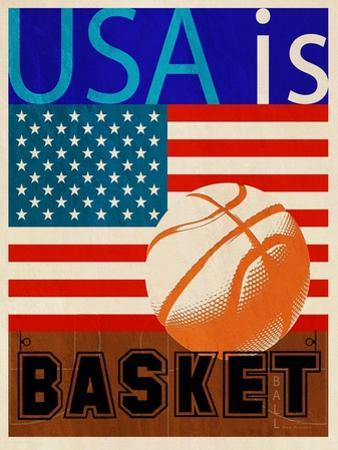USA Is Basketball by Joost Hogervorst