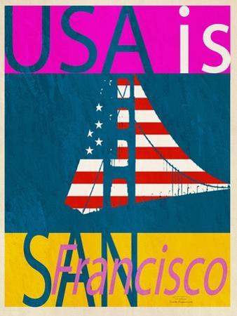 USA Is San Francisco by Joost Hogervorst