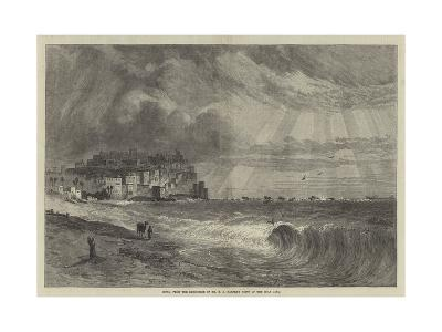 Joppa, from the Exhibition of Mr H a Harper's Views of the Holy Land--Giclee Print