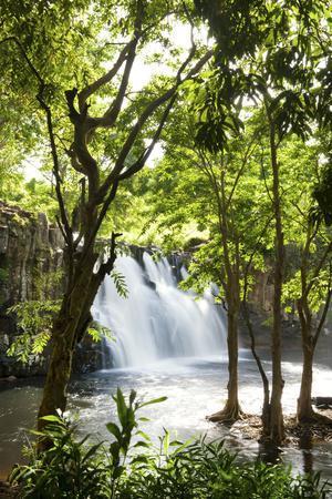 Rochester Falls, Souillac, Savanne, Mauritius, Indian Ocean, Africa