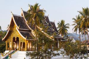 Royal Palace, Luang Prabang, Laos, Indochina, Southeast Asia, Asia by Jordan Banks