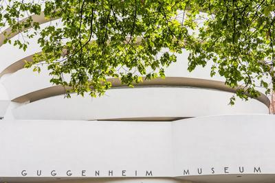 Solomon R Guggenheim Museum, Manhattan, New York, USA
